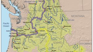 Pendleton oregon Map where is Pendleton oregon On Map Road Map Of oregon and California