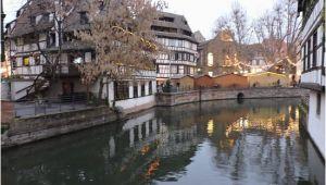 Petite France Strasbourg Map Quartier Des Tanneurs Bild Von La Petite France Straa Burg