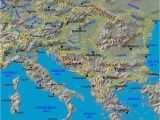 Physical Map Of Eastern Europe Eastern Europe Mountains Map Lgq Me