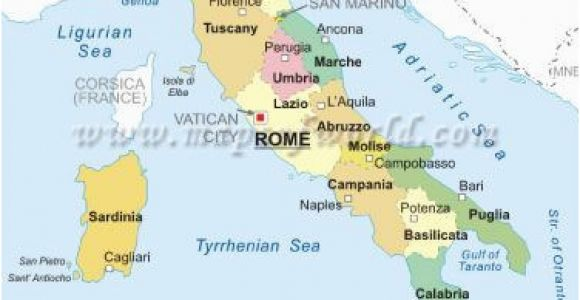 Physical Map Of Italy Maps Of Italy Political Physical Location Outline thematic and