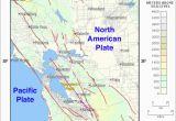 Piedmont California Map Hayward Fault Zone Wikipedia