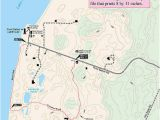Pine Lake Michigan Map Zetterberg Preserve at Point Betsie
