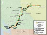 Pipeline Map Canada Trans Mountain Pipeline Will Benefit Canada at A Very High Price