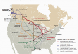 Pipelines In Canada Map Elaborated Canada Map Quiz Time Zone Quiz Canada