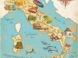 Places to See In Italy Map Italy by Gumbo Illustration Travel Italy Map Italy Travel Italy