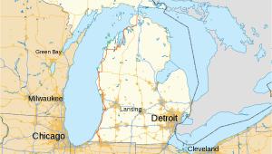 Platte River Map Michigan U S Route 31 In Michigan Wikipedia