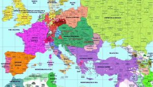Political Map Of Europe 1800 European History Map 1800 Ad Historical Maps Europe Map