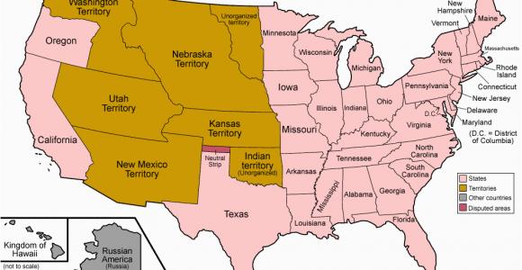 Political Map Of oregon Outline Of oregon Territorial Evolution Wikipedia
