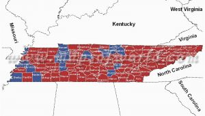 Political Map Of Tennessee States Political Map 2016 Printable Map Collection
