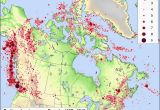 Political Map Of the Us and Canada California Natural Resources Map Natural Resources Map