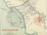 Pompei Italy Map Herculaneum Wikipedia