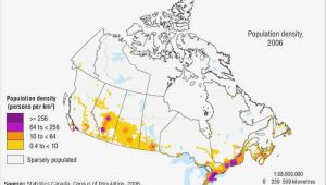 Population Density Of Canada Map Population Density Map Georgia Canada Population Density Map