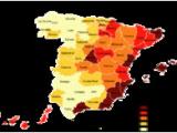 Population Map Of Spain Spain Wikipedia