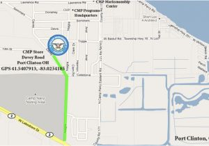 Port Clinton Ohio Map north Store Civilian Marksmanship Programcivilian Marksmanship Program