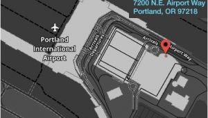 Portland oregon Airport Terminal Map Port Of Portland Home