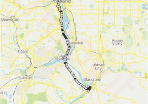 Portland oregon Light Rail Map Portland oregon Transit Map Secretmuseum