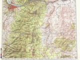 Portland oregon topographic Map 15 Best soviet Russian topographic Maps Images In 2019 topographic