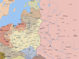 Post Wwii Europe Map Map Germany Poland Russia Posts 1000 or More Germany