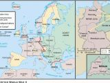 Post Wwii Map Of Europe Wwii Map Of Europe Worksheet