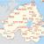 Postcode Map Of northern Ireland Bt Postcode area Wikipedia