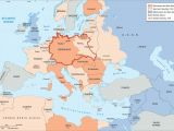 Pre World War Ii Map Of Europe Wwii Map Of Europe Worksheet