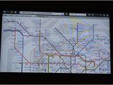 Premier Inn England Map In Your Room Tv Tube Map Picture Of Hub by Premier Inn London