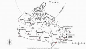 Printable Blank Map Of Canada to Label Canada Homeschool Printable Maps Canada Play to Learn