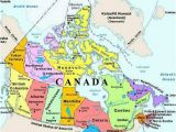 Printable Map Of Canada for Kids Plan Your Trip with these 20 Maps Of Canada