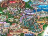 Printable Map Of Disneyland and California Adventure Printable Map Of Disneyland