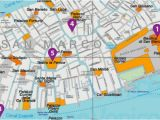 Printable tourist Map Of Venice Italy Home Page where Venice