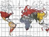 Racial Map Of Europe Global Racial Map by Lothrop Stoddard In the Rising Tide Of