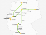 Rail Europe Experience Map Fast Train Travel In Germany Flixtrain