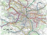 Railway Map Of France Transilien Wikipedia