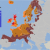 Red Hair Map Of Europe Percentage Of Europe with Red Hair Infographs that are