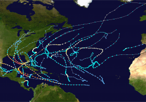 Rhome Texas Map 2005 atlantic Hurricane Season Wikipedia
