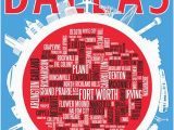 Rhome Texas Map Dallas Economic Development Guide 2012 by Dallas Regional Chamber