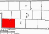 Richland County Ohio Map Richland township Holmes County Ohio Wikipedia