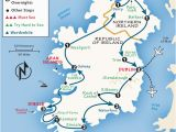 Rick Steves Map Of Europe Ireland Itinerary where to Go In Ireland by Rick Steves
