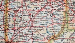 Ripley Ohio Map Old Map Ohio 50 50 Ohio Map Ohio Map