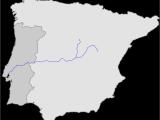 River Ebro Spain Map Tagus Wikipedia