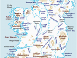 River Map Of Ireland List Of Rivers by Length Revolvy