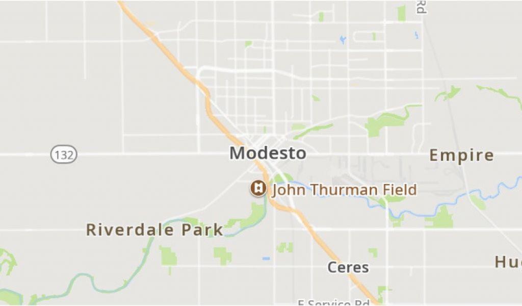 Riverbank California Map Modesto 2019 Best Of Modesto Ca tourism