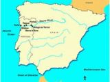 Rivers In Spain Map 17 Best Maps Images In 2015 Map Of Spain Maps Spain
