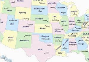 Road Map Of Arizona and California Maps Of Utah State Map and Utah ...