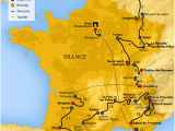 Road Map Of France and Italy 2017 tour De France Wikipedia