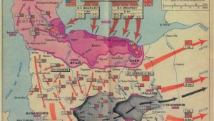 Road Map Of normandy France the Story Of D Day In Five Maps Vox