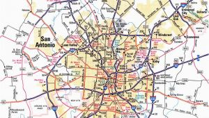 Road Map Of San Antonio Texas Texas San Antonio Map Business Ideas 2013