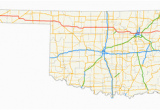 Road Map Of Texas and Oklahoma U S Route 412 In Oklahoma Wikivisually