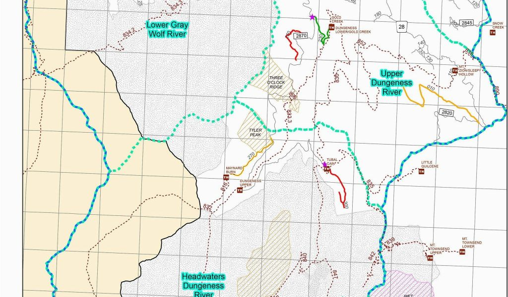 Road Maps Of Colorado United States Map forest Regions Save ...