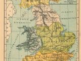 Roman Map Of England How Roman Rule Crumbled In Britain Dark Age and before